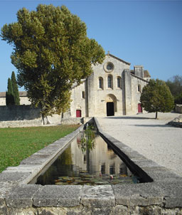 Silvacane Abbey